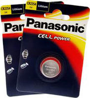 Batteries  - Panasonic Cell Power CR1616 Lithium Coin Cell Batteries - 2 Pack Special