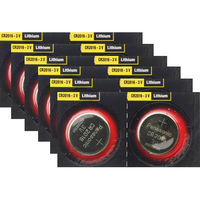 Batteries  - Panasonic Cell Power CR2016 Lithium Coin Cell Batteries - 12 PACK MEGA BULK BUY DEAL - SUPER SPECIAL !