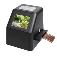 Equipment  - Refurbished 7dayshop High Resolution 22MP 35mm Slide & Negative Film Scanner with 16GB SD Card