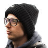 Rock Jock Heavy Knit Thinsulate Beanie Hat - One Size