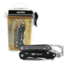 Gifts for Men True Utility Seven Folding Adventure Multi Tool Incl Water-Proof Case