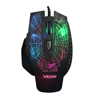 VCOM Colourful series USB Gaming Mouse