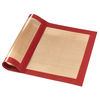 Xavax Silicon Baking Mat,  Square,  40 x 30 cm,  Red-Brown