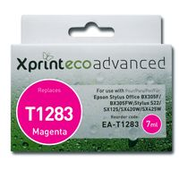 Ink Cartridges for printers  - Xprint EcoAdvanced Epson T1283 Fox Ink Cartridge 7ml Magenta