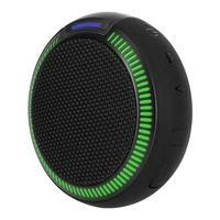 Consumer Electronics  - XQISIT Street Party S Wireless Bluetooth Speaker - Black