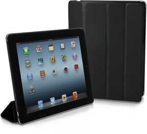 Mobile Phones  - XtremeMac Micro Folio Case for iPad 2/3/4 - Faux Leather