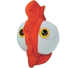 Toys & Games|Gifts for Women Chickenpox Microbe Plush Toy