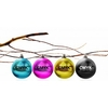 Furnishings & Fixtures 'The Designer's Balls' Christmas Ornaments