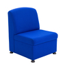 Office Supplies Glacier Chair - Royal Blue