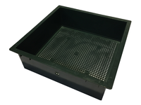 Home & Garden  - Tiger Wormery Sump Holding Tray in Green