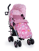 Baby Products  - Supa 3 Stroller Unicorn Land