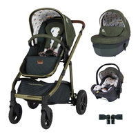 Baby Products  - Wow Continental Premium Travel System Bundle Bureau
