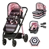 Wow Travel System Bundle with Parasol Golightly 3
