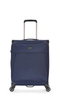 Cases|Bags Oxygen 2 Piece Suitcase Set Medium and Cabin Blue