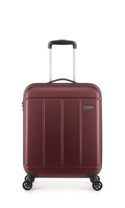 Cases  - Pluto Exclusive Cabin Suitcase 55x40x20cm Red