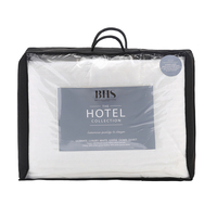 General Lighting Accessories  - Hotel Collection 5 Star 15 Tog White Goose Down Duvet, King