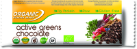 Health & Wellbeing  - Active Greens Chocolate 68g (12 Pack)