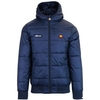 Ellesse Corvara Dress Blues Padded Jacket With Hood