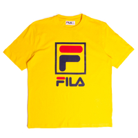 Clothing & Accessories  - Fila Freesia Jack Stacked Logo T-Shirt