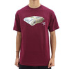 Acapulco Gold Burgundy C Notes By The Layer Tee