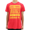 Adidas Originals Clothing Red G Explicit Freshness Tee