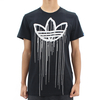 Adidas Originals G Action Drips Black Tshirt