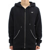 Creative Recreation Vermont FZ Black Hoodie