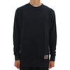 Crooks And Castles Speckle Crewneck Jumper Black
