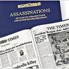 Catalogues, Newspapers & Magazines Assassinations Edition