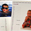 Personalised Gifts Personalised Photo Desk Calendar