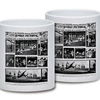 Personalised Gifts Preston North End Mugs