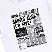Personalised Gifts  - Southampton T-Shirts