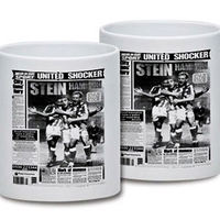 Personalised Gifts  - Stoke City Mugs