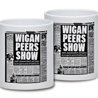 Personalised Gifts  - Wigan Athletic Mugs