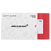 Novelty Gifts|Formula 1 McLaren £15 Gift Card