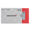 Novelty Gifts|Formula 1 Team McLaren £25 Gift Card