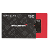 Gifts for Women|Novelty Gifts|Formula 1 Team McLaren £50 Gift Card