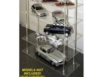 Vehicles  - Acrylic Display Unit (5 Shelves)
