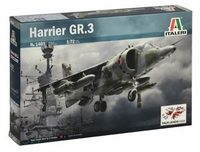 Aircraft  - BAE Systems Harrier Gr.3 Plastic Model Airplane Kit
