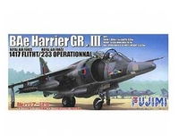 Aircraft  - BAE Systems Harrier Gr.III Plastic Model Airplane Kit