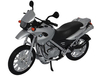 BMW F650 GS Diecast Model Motorcycle