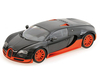 Bugatti Veyron Super Sport with Stig Figure (2011) Diecast Model Car from Top Gear