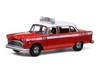 Checker A11 Chelsea Fire Dept (1981) Diecast Model Car
