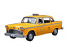 Checker A11 Phoebe Buffay`s Taxi Cab (1977) Diecast Model Car from Friends