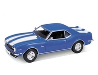 Vehicles  - Chevrolet Camaro Z28 (1968) Diecast Model Car