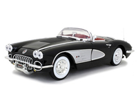 Chevrolet Corvette (1958) Diecast Model Car