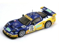 Vehicles  - Chevrolet Corvette C5R (2006 Le Mans)