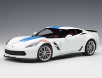 Vehicles  - Chevrolet Corvette C7 Grand Sport (2017) Composite Model Car