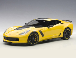 Vehicles  - Chevrolet Corvette C7 Z06 C7R Edition (2015) Composite Model Car