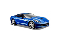 Chevrolet Corvette Coupe (2014) Diecast Model Car